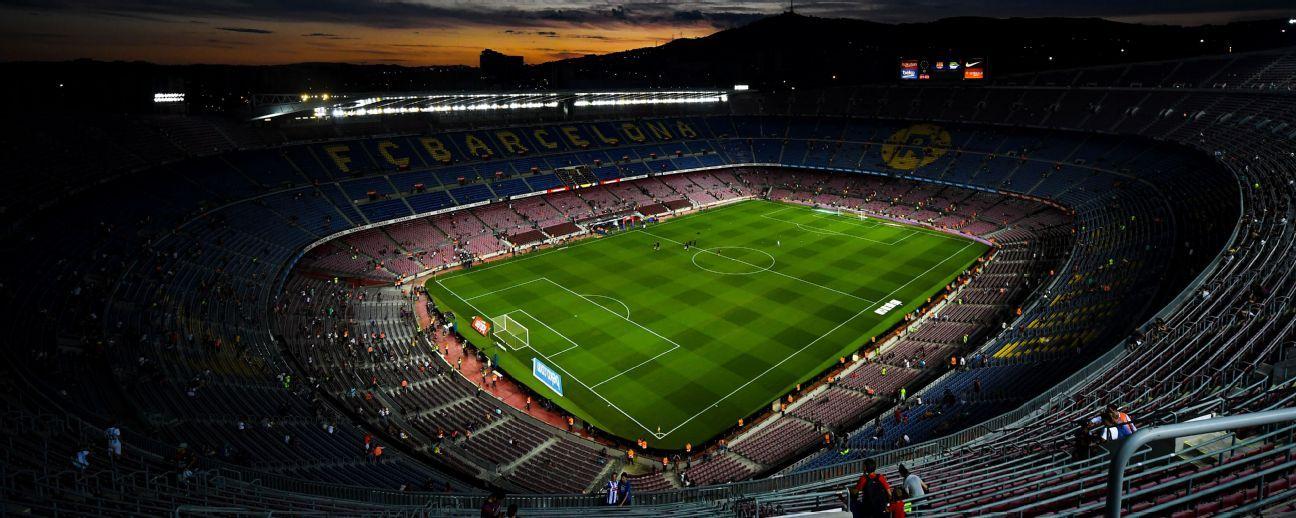 El Barcelona 'comercializará' el nombre de su estadio