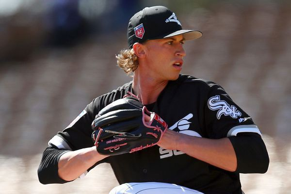White Sox pitcher Michael Kopech has Tommy John surgery, out for 2019