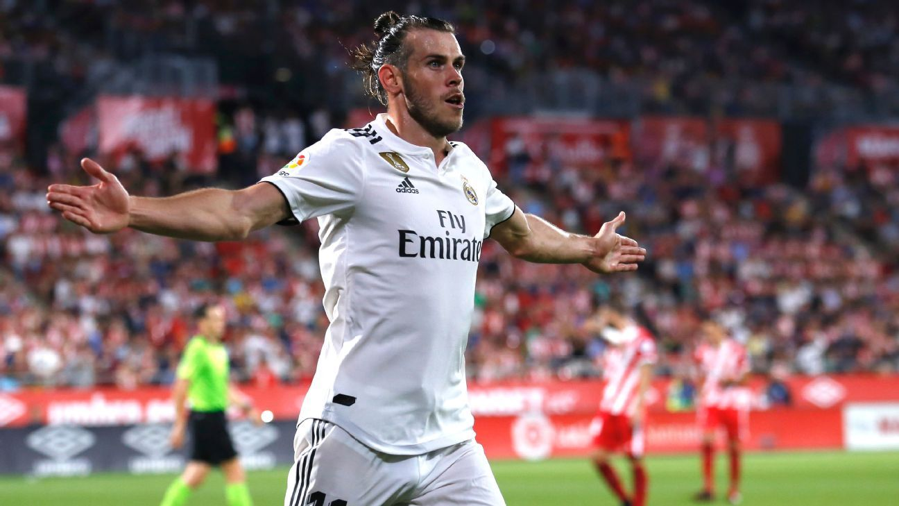 Why Gareth Bale isn't angry anymore at a post-Ronaldo Real Madrid