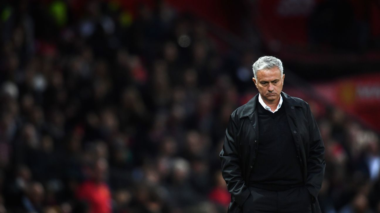 Manchester United players owe Old Trafford a performance - Jose Mourinho