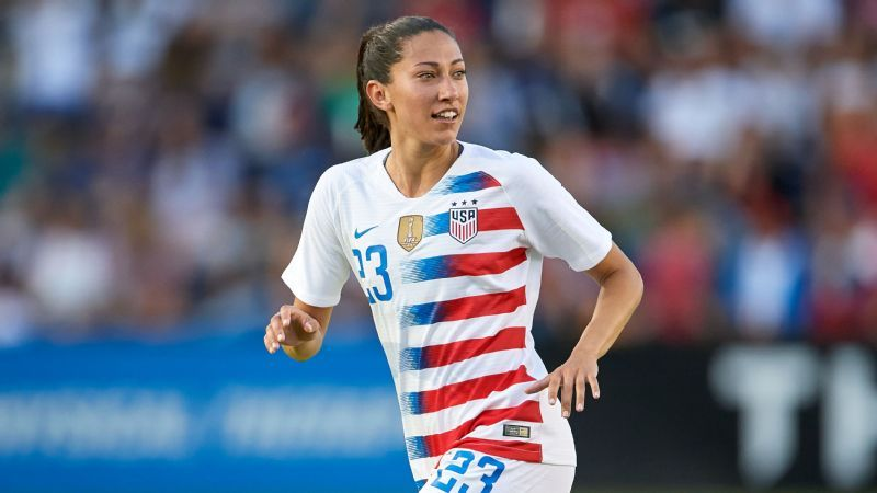 932ae6d11b1 Deep-thinking U.S. women s national soccer team star Christen Press ...