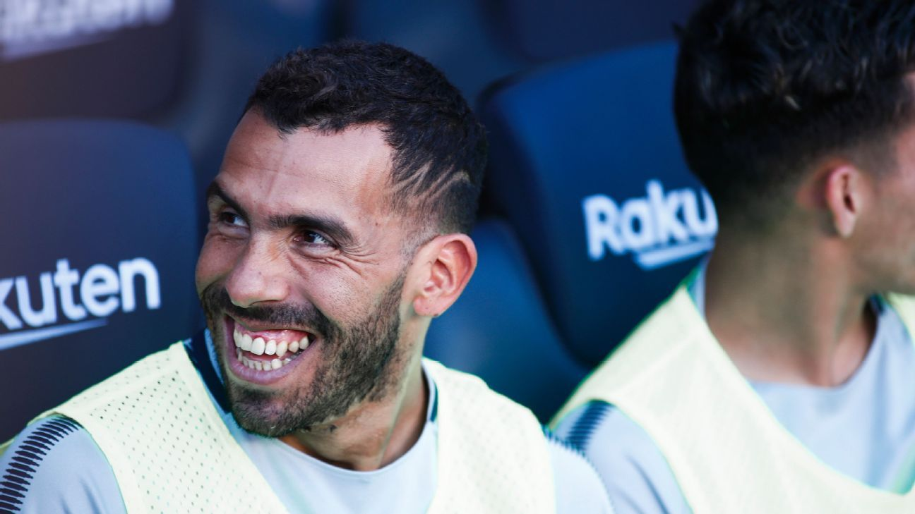 Carlos Tevez hints at Boca Juniors exit after being benched