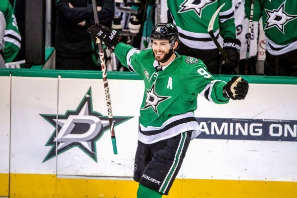Stars make center Tyler Seguin highest-paid player on team