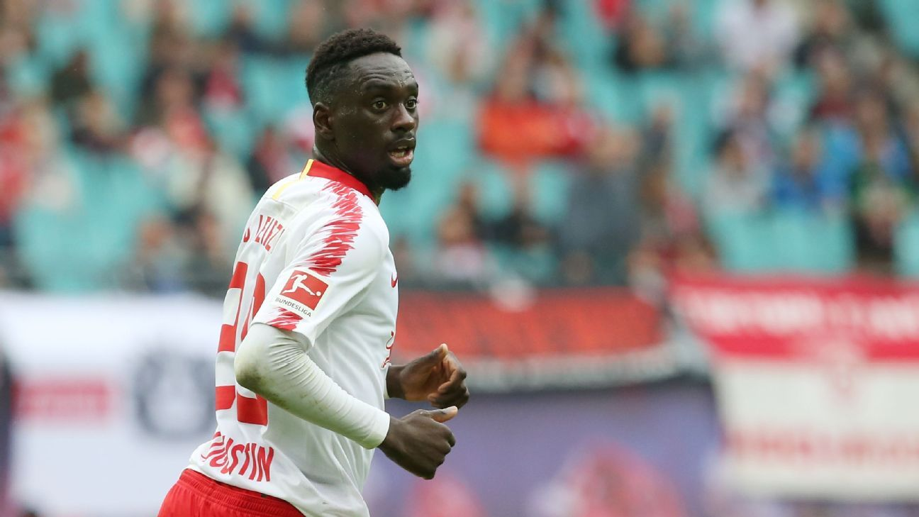 RB Leipzig striker Jean-Kevin Augustin rejects France U21 call-up