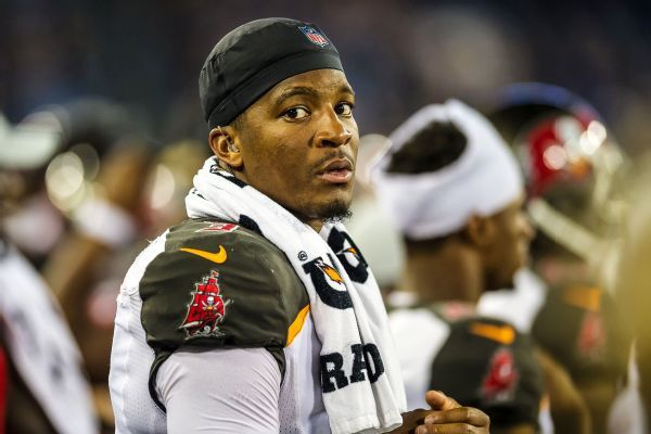 Uber driver sues Jameis Winston over alleged groping incident
