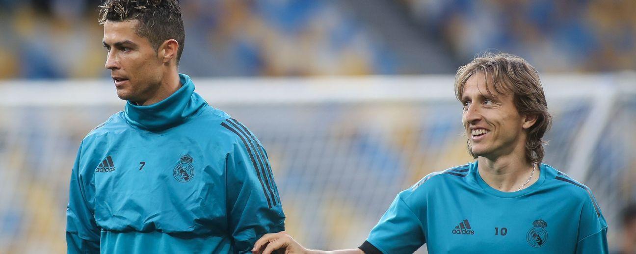 Casemiro prefiere a Cristiano sobre Modric