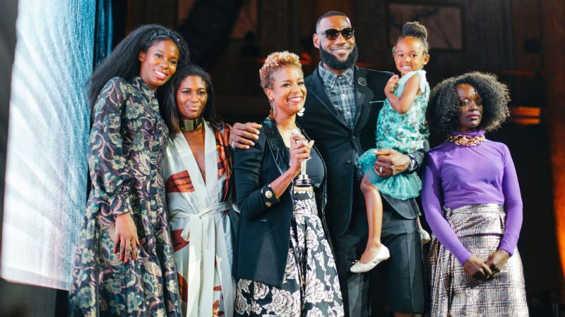 Black women collaborate to design LeBron James latest sold-out sneaker 311e4822ce