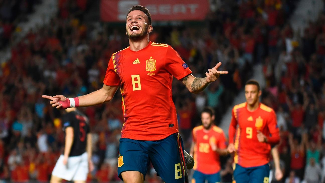 Spain's mauling of Croatia shows they are back to their best under Luis Enrique