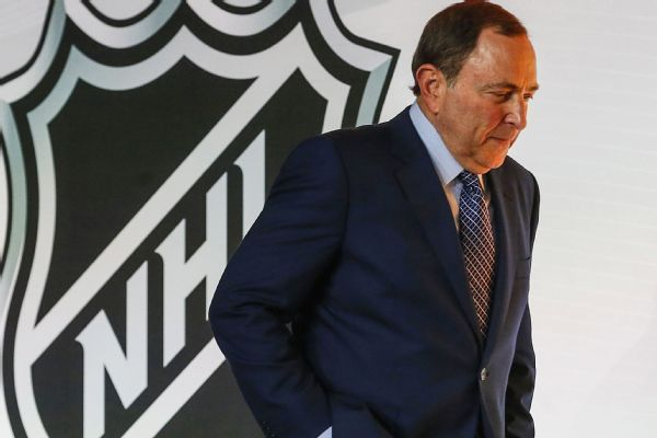 NHL, ex-players enter mediation for concussion lawsuit