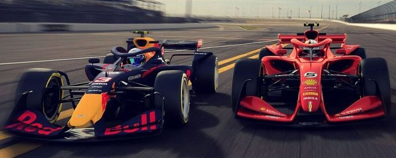 Will F1 cars in 2021 look as good as the concept drawings?