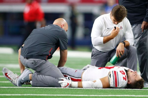 Buckeyes' Nick Bosa has surgery for core muscle injury