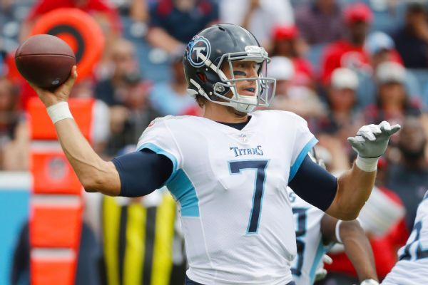 Sources: Titans plan to start Blaine Gabbert against Jaguars