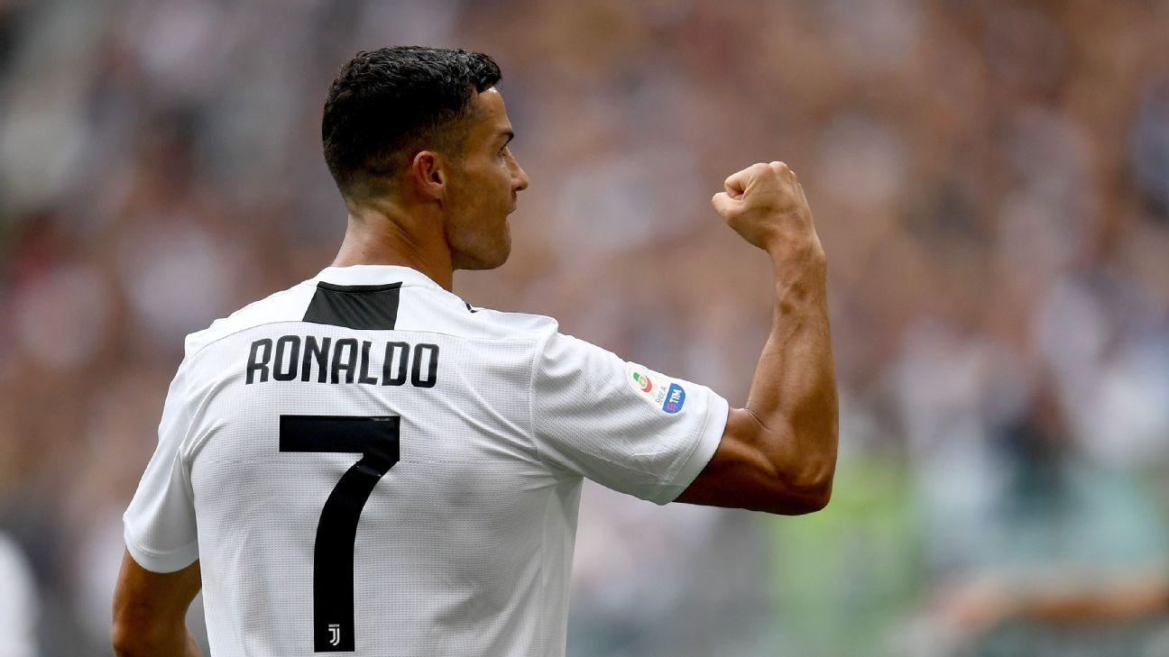 Juventus' Cristiano Ronaldo won't be rested ahead of Napoli clash - Massimiliano Allegri