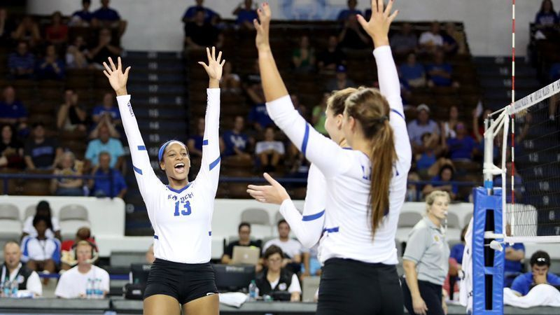 No. 20 Kentucky blanks Chattanooga