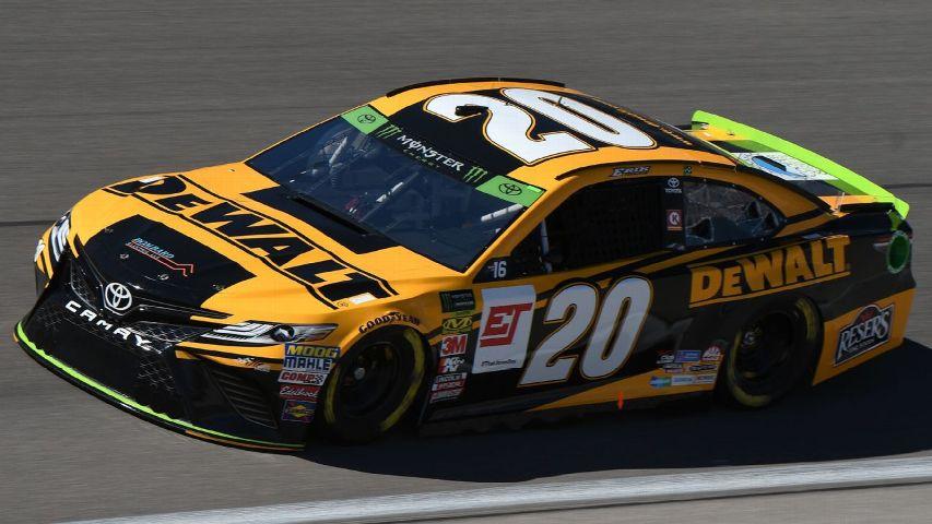 joe gibbs race car driver