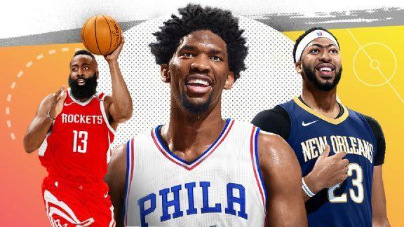 2018-19 fantasy basketball draft kit