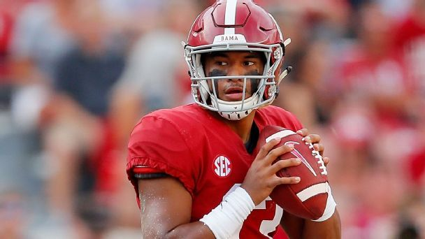 Kiper & McShay: Time to get excited about Haskins/Tua 2020? Plus draft risers, more