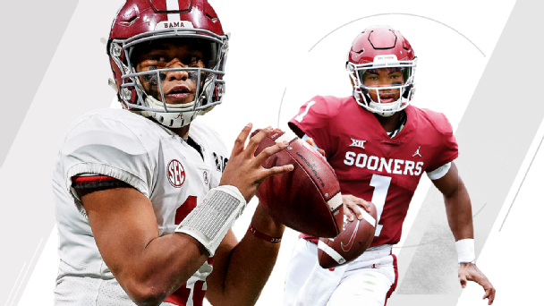 How Tua and Kyler took over college football