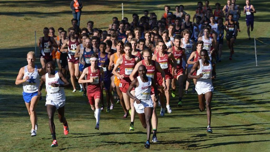 SEC Cross Country Championships set for Friday