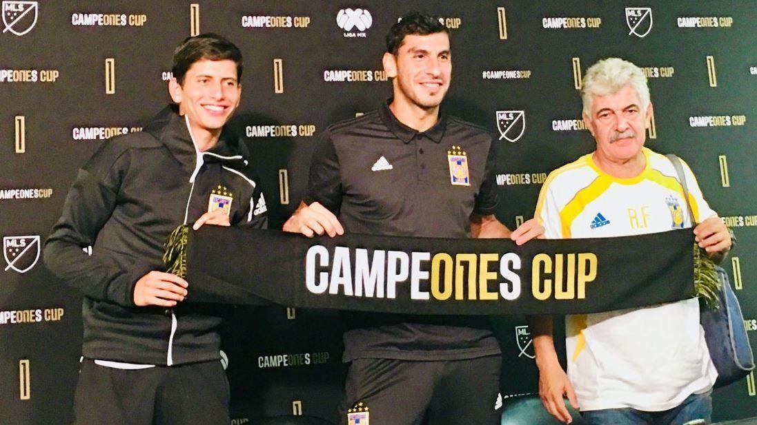 'Tuca' se molesta sobre jugar Campeones Cup en Toronto