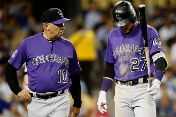 Trevor Story gets 'good results' from MRI, expected back 'in a few days'