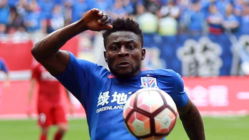 Wellington Phoenix's move for Obafemi Martins falls through