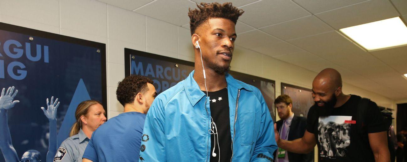 Fuentes: Jimmy Butler, mayormente interesado en ir a Clippers