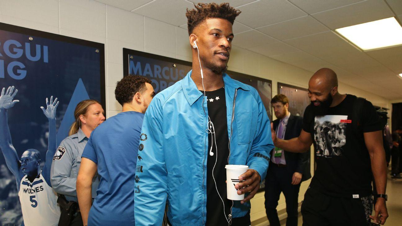 Fuentes: Butler busca intercambio a Nets, Knicks o Clippers
