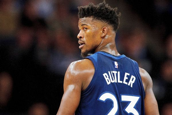 Wolves expect Jimmy Butler to play in season opener