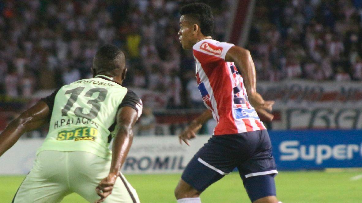Nacional empató con Junior y avanzó a semis