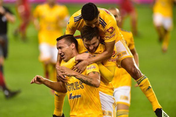 Jesus Duenas' brace gives Tigres Campeones Cup over Toronto FC