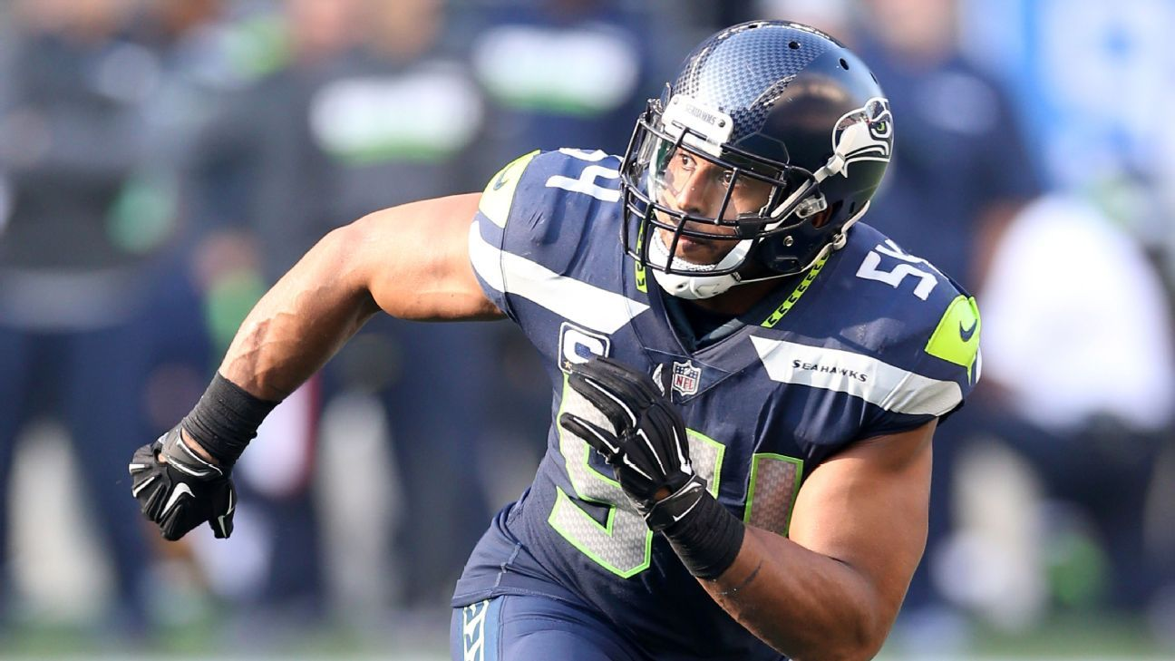 Seattle contaría con los linebackers Wagner y Kendricks frente a Dallas