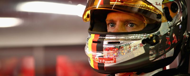 Fearless Vettel sets sights on winning all remaining races in 2018