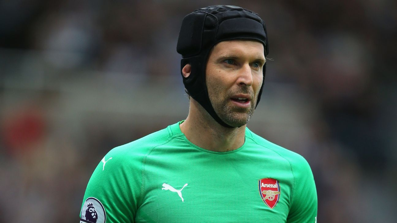 Arsenal's Petr Cech: I am playing for my future with contract expiring in summer