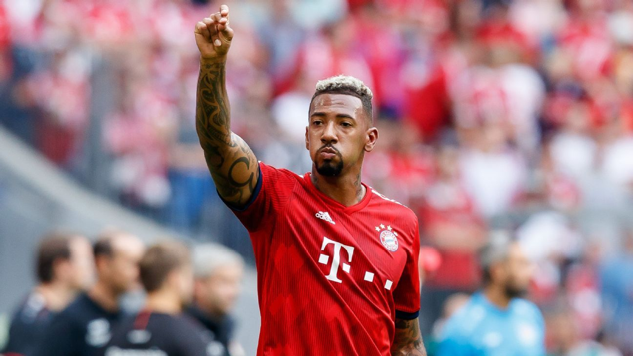 Bayern Munich's Jerome Boateng a 'colourful bird' - Karl-Heinz Rummenigge