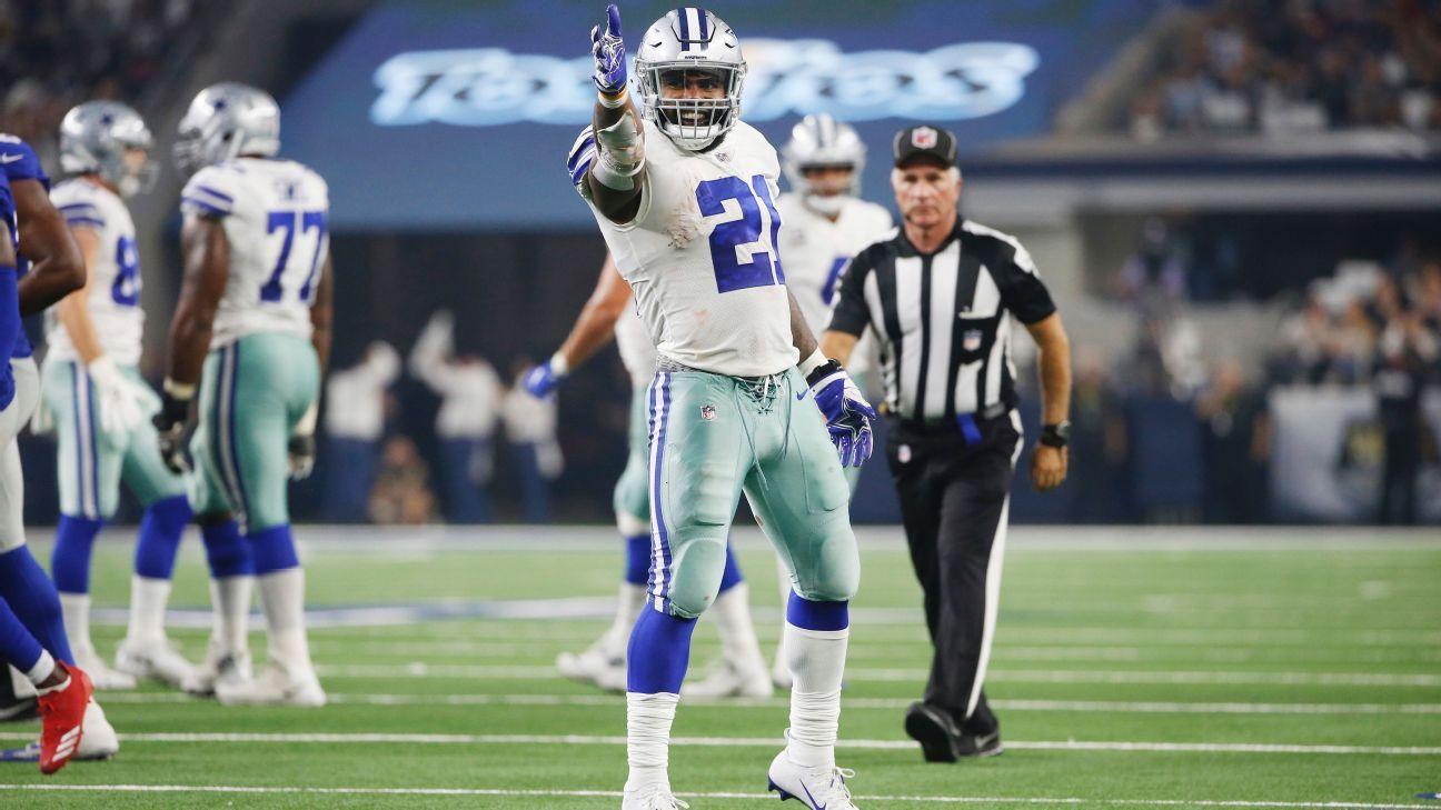 Los Cowboys son el equipo más valioso nuevamente para Forbes