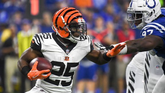 Bengals believe Giovani Bernard is more than just a scatback