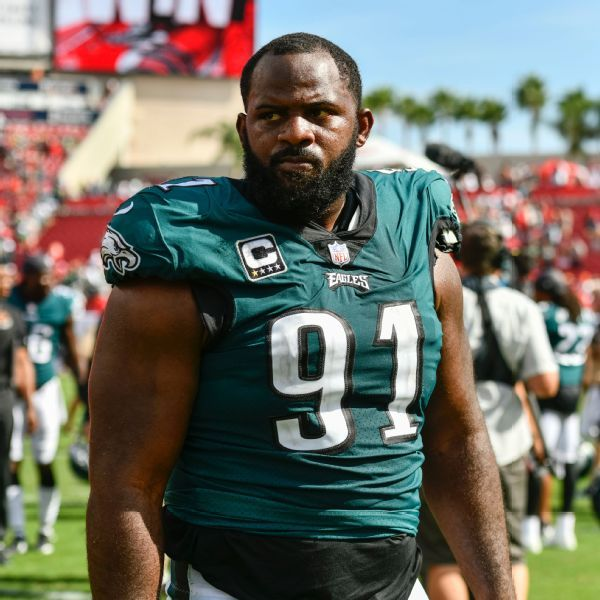 Fletcher Cox calls lack of national recognition 'disrespectful'