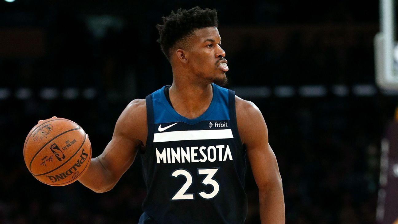 Timberwolves 'ignoram' pedido de troca e querem ficar com Jimmy Butler