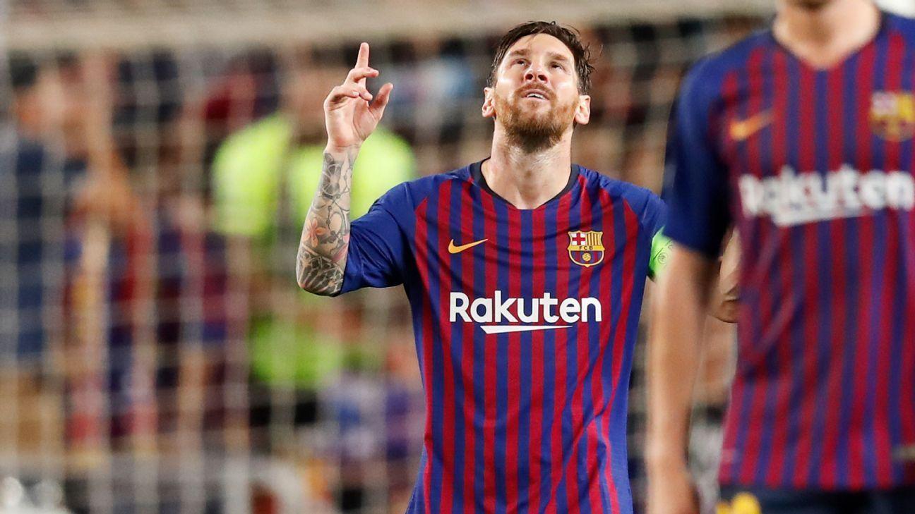 Los mejores hat tricks de Lionel Messi en la Champions League