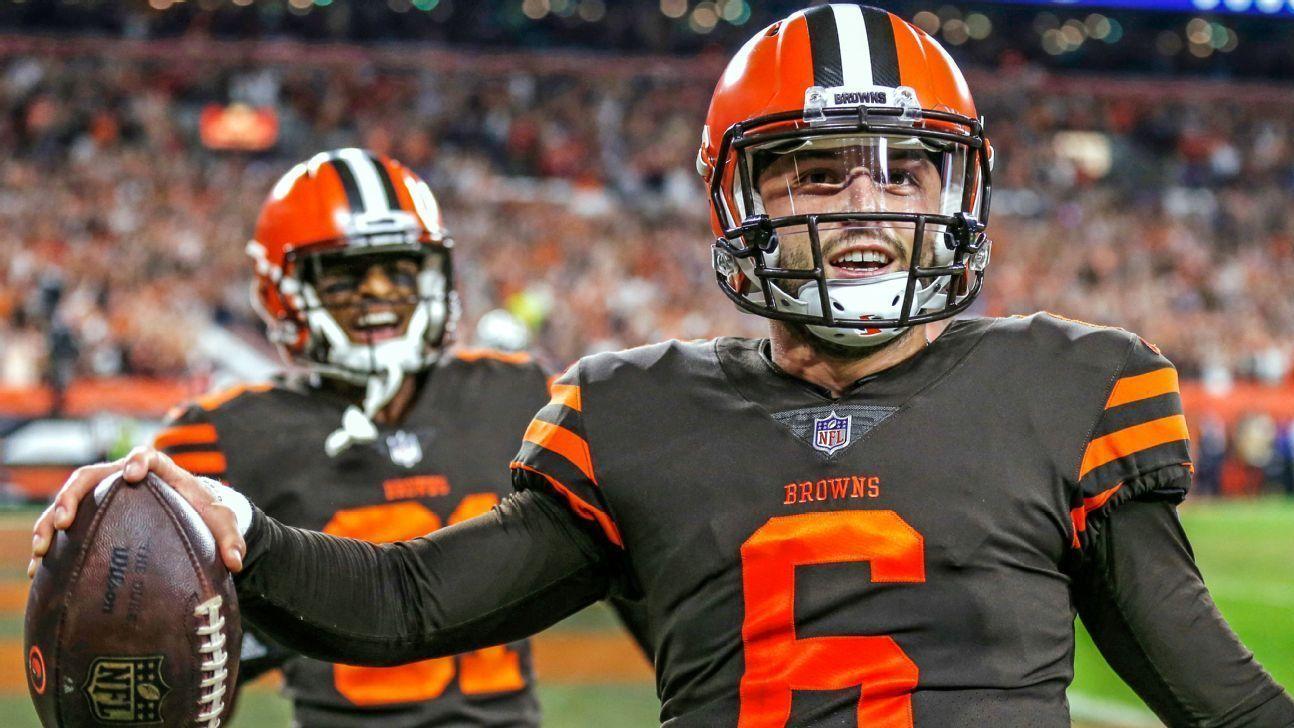 Los Browns esperarán para nombrar mariscal de campo titular