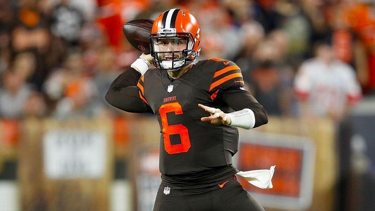 """Los Browns se benefician por el inicio de la """"Bakermanía"""""""