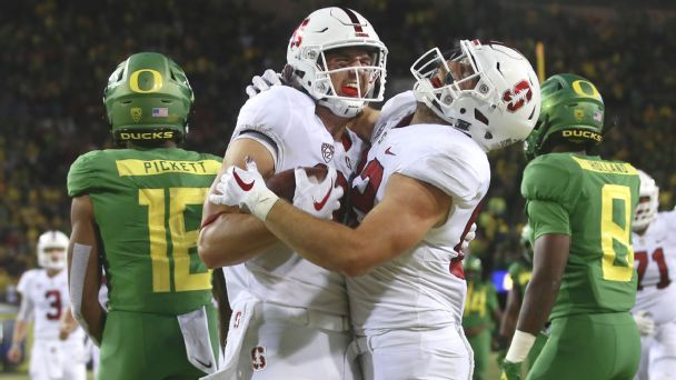 The 8 plays that made Stanford's impossible comeback a reality