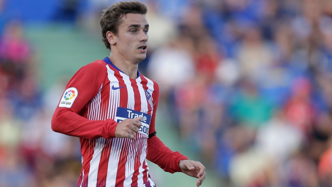 Barcelona-Atletico Madrid decision made me lose sleep - Antoine Griezmann