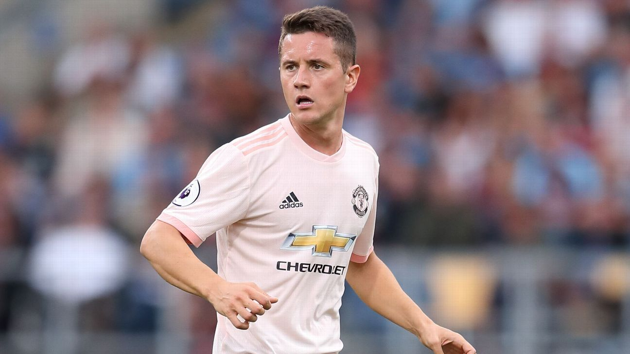 Manchester United's Ander Herrera keen to stay despite Barcelona interest - sources