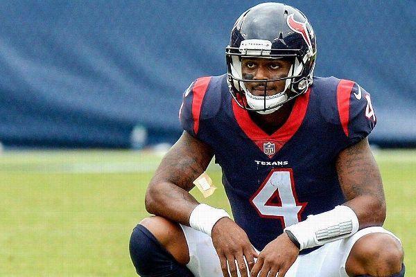 Texans didn't want Deshaun Watson flying to game