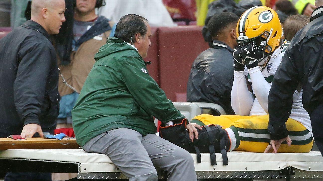 Muhammad Wilkerson se somete a una operación en el tobillo