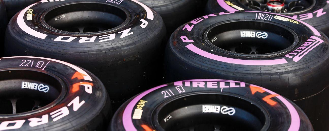 Pirelli lleva el neumático hiperblando a Sochi