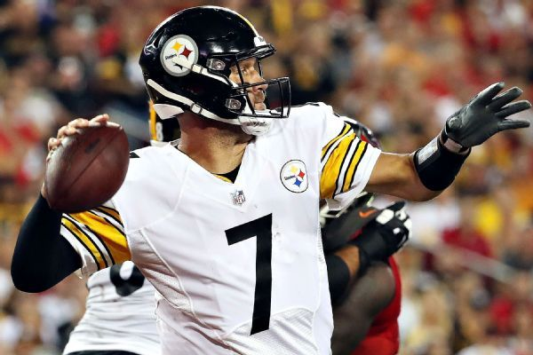 Ben Roethlisberger questions NFL's rash of roughing-the-passer flags