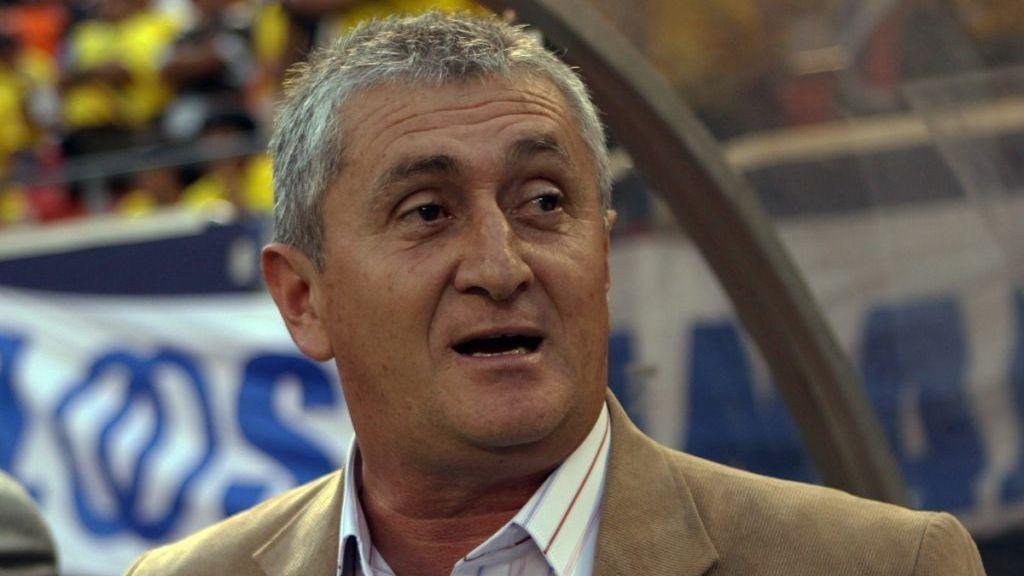 Eduardo Lara fue presentado como nuevo entrenador de Envigado